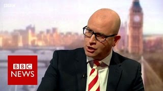 Paul Nuttall on becoming new UKIP leader - BBC News