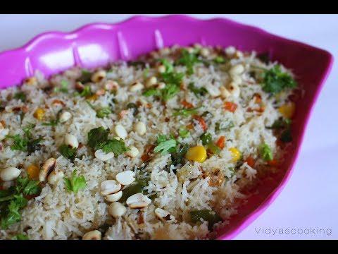 Mixed Vegetable Masala Idiyappam Recipe