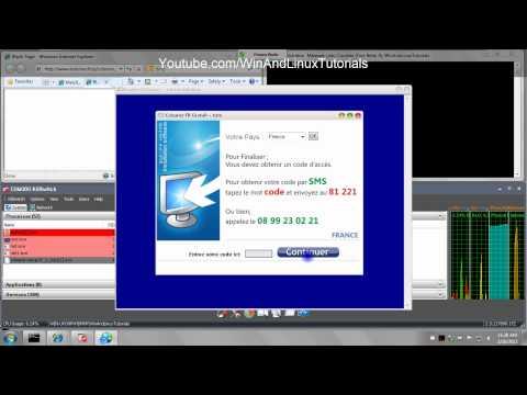 Toolwiz TimeFreeze: Frozen Mode VS. Malware.