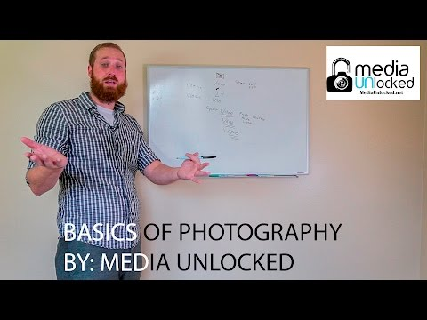 Understanding How Photography Works With A DSLR The Basic With Media Unlocked Part 1