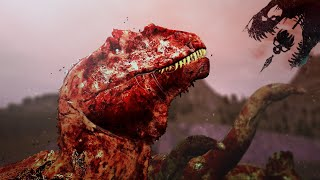 Download These Zombie Dinosaurs Crave YOUR FLESH!! - The Isle - The First Zombie Dinosaur Horde! - Gameplay Video