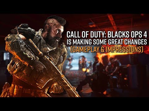 Call of Duty: Black Ops 4 is Familiar & Fast-Paced Yet Surprisingly Feels Fresh