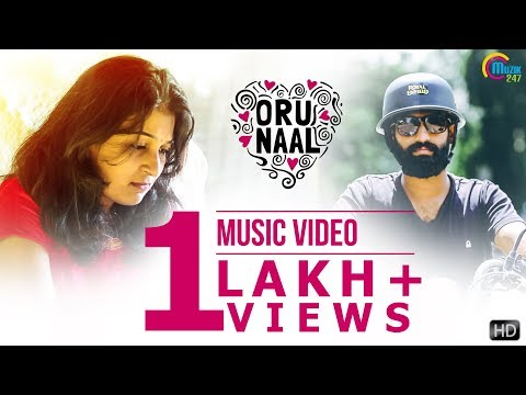 Oru Naal | Tamil Music Video | Krishnan Namboodiri | Shema Sara Mathew | Official