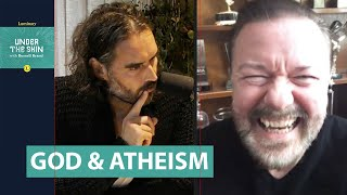 Ricky Gervais & Russell Brand Discuss God & Atheism