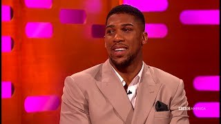 How Anthony Joshua Became Heavyweight Champ  - The Graham Norton Show