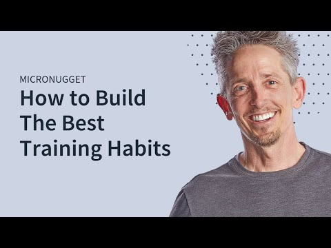 Building Good IT Training Habits with Keith Barker