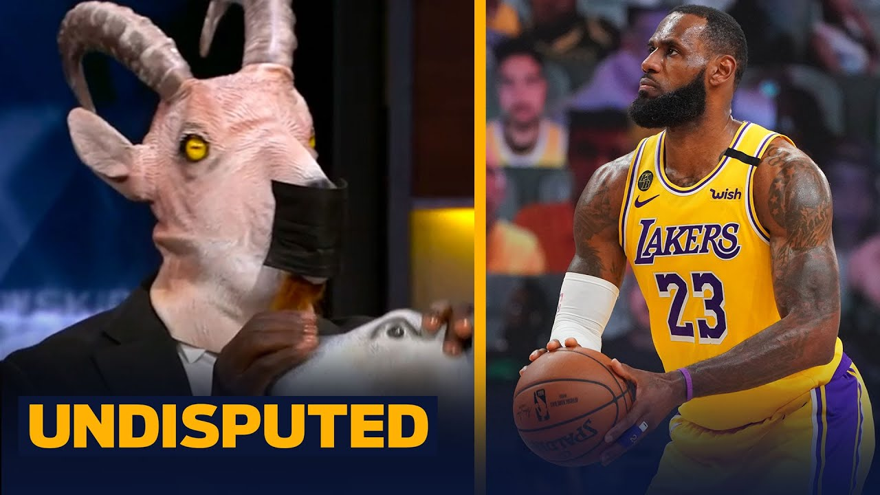 Skip & Shannon react to LeBron's Lakers Game 4 win over Nuggets   NBA   UNDISPUTED