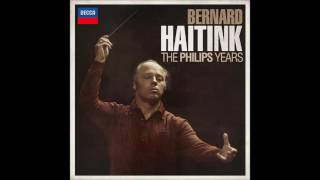 Bartok  Concerto For Orchestra  Haitink Rco 1960 Remastered By Fafner