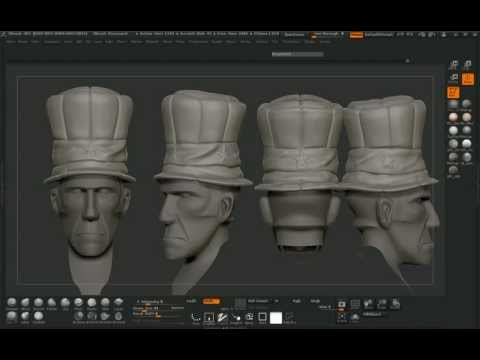 Tutorial: From Maya to Source Engine: Creating a Game Ready Team Fortress 2 Hat - Video 2
