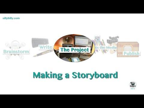 Creating a Storyboard