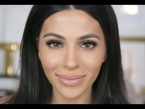 My Foundation Routine | Natural Makeup Tutorial | Teni Panosian