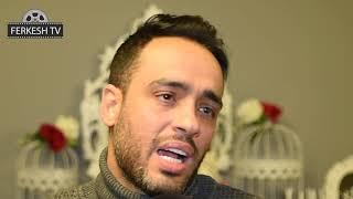 حصرى رامى جمال يوجه رسالة لعمرو دياب