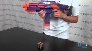 Nerf Rapid Strike CS 18 Unboxing and Review Videos - 9tube tv
