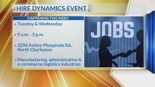 Hire Dynamics hosts hiring event