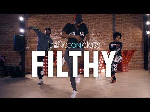 Justin Timberlake - Filthy | Jared Jenkins Choreography | DanceOn Class