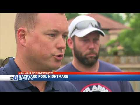 ABC6 ON YOUR SIDE - Part 1 - Pool Nightmare