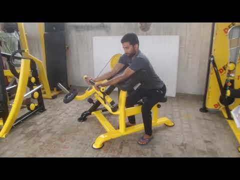 fitness and gym equipment manufacturer in delhi