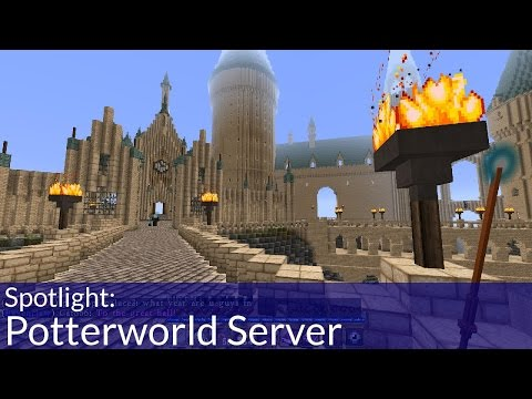 Potterworld Server