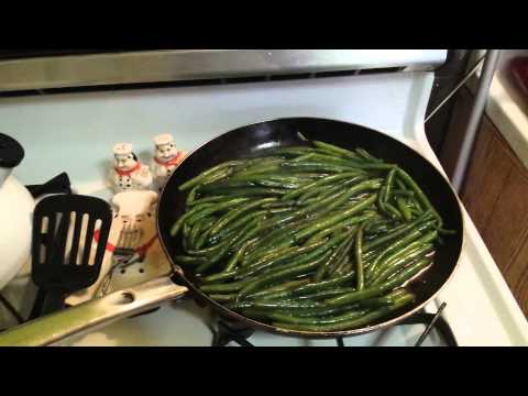 Tasty Green bean recipe
