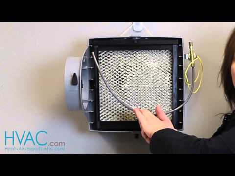 Aprilaire Annual Maintenance For The 500 Humidifier