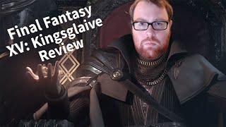 Jesse's Final Fantasy XV Kingsglaive Review