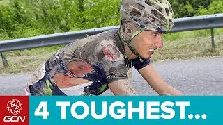 4 Toughest Cyclists Ever
