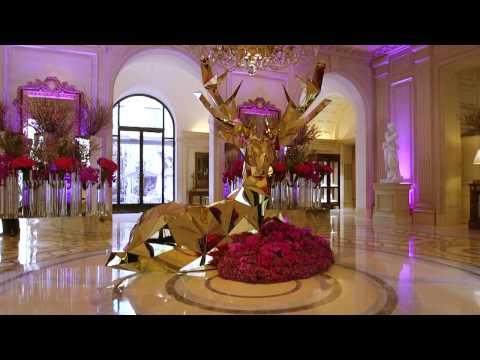 Michelin-Starred Restaurants in Paris | Four Seasons Hotel George V, Paris