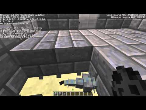 How to find silverfish easily in minecraft