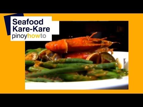 Kare - Kare - How to cook seafood kare - kare