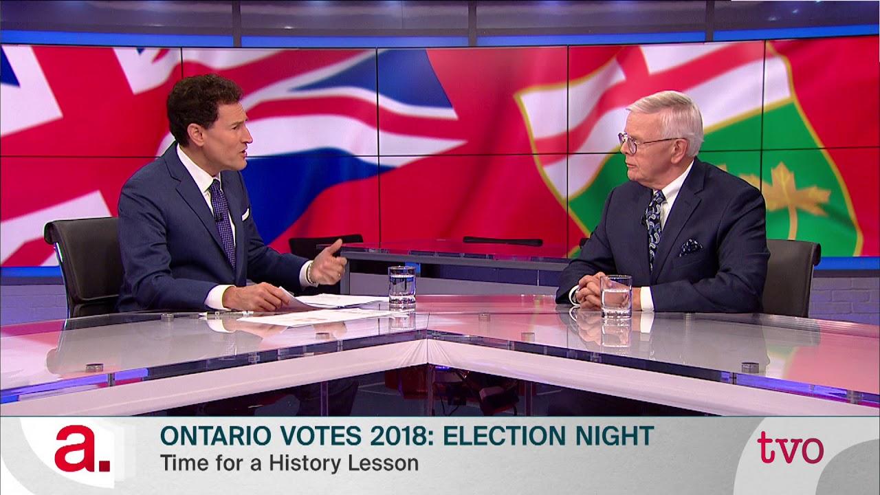 Ontario Votes 2018: Election Night