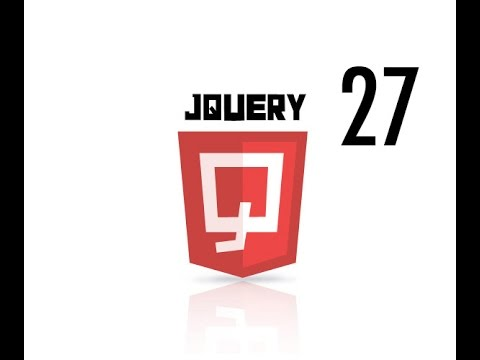 27. JQuery for Beginners - DIMENSIONS .height ()