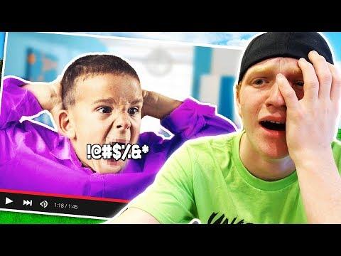 REACTING TO FAN HATE VIDEOS!