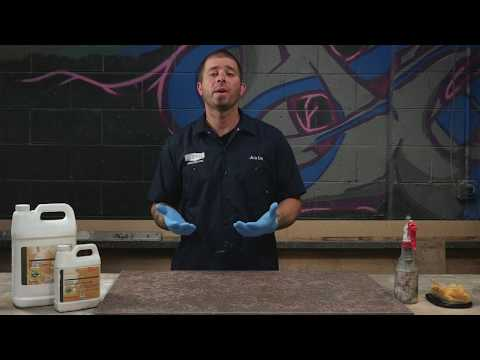 Concrete Countertop Sealers by Buddy Rhodes