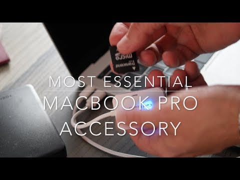 most essential Macbook Pro accessory