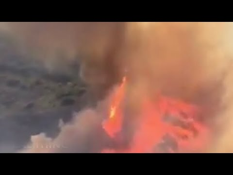 Update on Laguna Beach fire in Southern California grows to 250 acres; thousands are evacuated