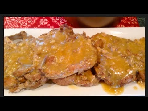 #598 - Instant Pot / PORK CHOPS & GRAVY