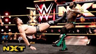 Finn Bálor vs. Rich Swann :  WWE NXT, March 23, 2016