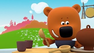 Download Ми-ми-мишки - Все серии о полезной и вредной еде 🍎🍔🍒🍗🍬 Сборник мультиков для детей Video