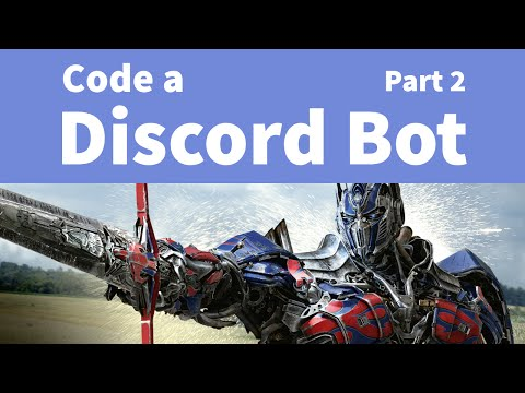 Introduction to C# (Easily Code a Discord Bot - Part 2)