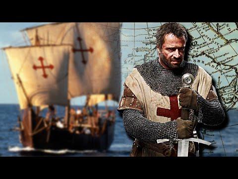Czy Templariusze dopłynęli do Ameryki? - CO ZA HISTORIA