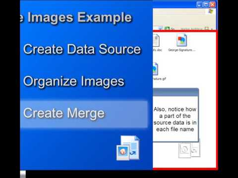 Mail Merge graphic images in Microsoft Word without IncludePicture