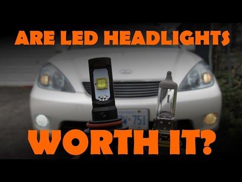 LED Headlight & Foglight Review