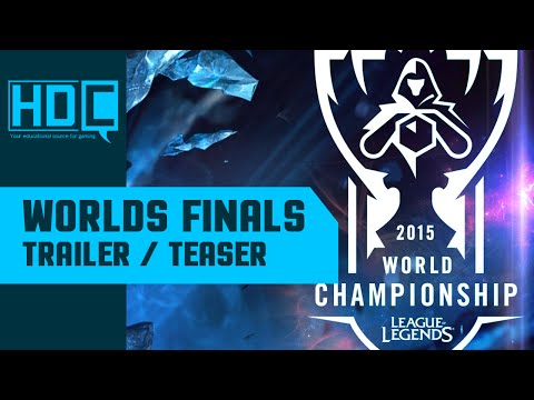 Worlds FINALS Trailer - Are you ready? | League of Legends World Championship 2015