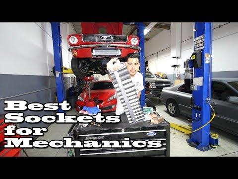 Best Sockets for Mechanics