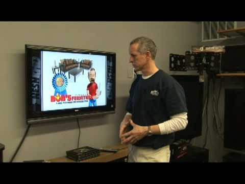 Satellite & LCD TVs : LCD TV Reviews
