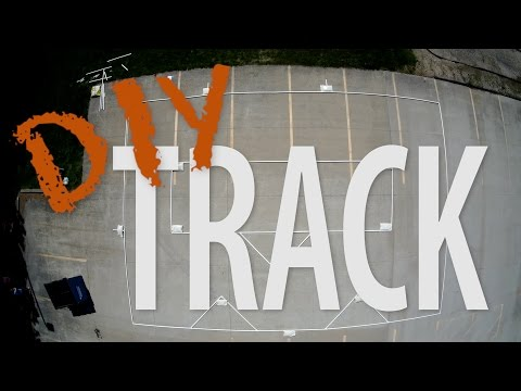 Build Your RC Track Today! : Tips & How-To's