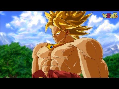 Dragon Ball Z Burst Limit - Story Mode -  | Broly Saga | (Part 19) 【HD】