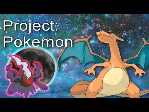 Roblox Project Pokemon - How to get Darkrai!