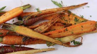 Best Sautéed Butter Carrots    SAM THE COOKING GUY