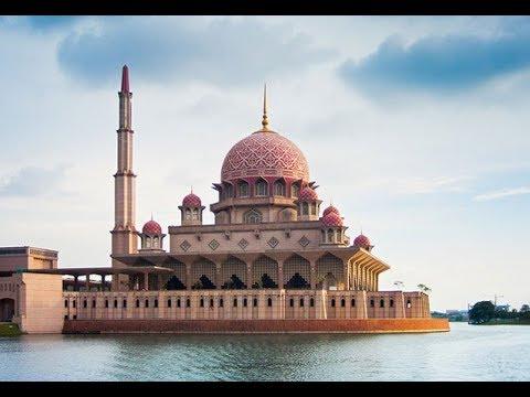 Masjid Putra - Putrajaya, Malaysia